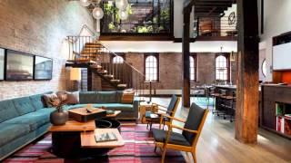 Urban Loft Design Ideas #2 - Interior Design, IDI HD
