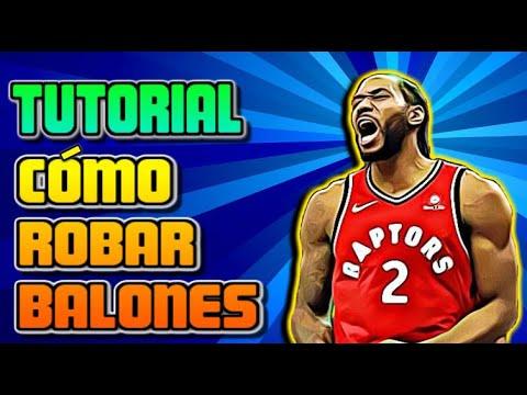 TUTORIAL Cómo ROBAR BALONES en NBA2K19