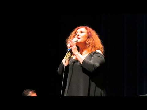 Melissa Manchester - Don't Cry Out Loud- UMassLowell, 2.28.15