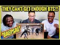 They Can't Get Enough BTS | 'BAEPSAE' Dance Practice REACTION!!