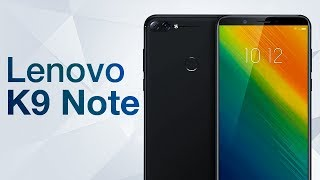 استعراض الهاتف الذكي Lenovo K9 Note