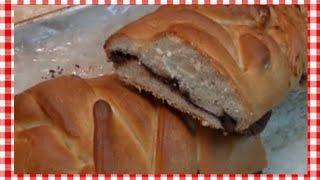 Nutella Breakfast Braid Recipe ~ Noreen's Kitchen