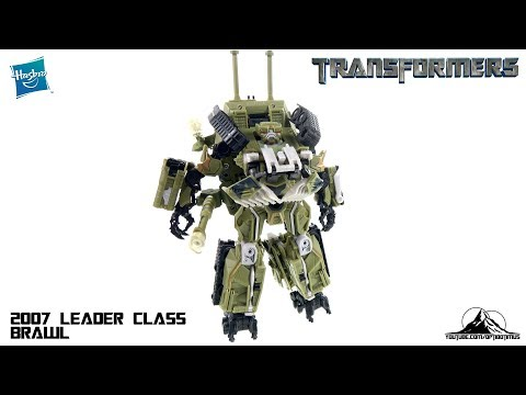 Optibotimus Looks Back Episode 12: 2007 Transformers Leader Class BRAWL