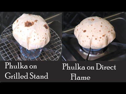 How To Make Soft & Fluffy Phulka At Home In Telugu-Roti,Phulka,Chapati Recipe In Telugu-Fulka Recipe