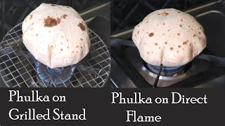 How to Make Soft & Fluffy Phulka at Home in telugu-Roti,Phulka,Chapati Recipe in telugu-Fulka recipe