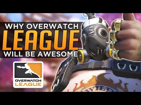 Overwatch League: 5 Reasons You SHOULD Be Excited
