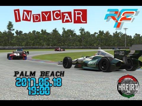 rFactor: HRF1RT - Palmbeach - Race Onboard