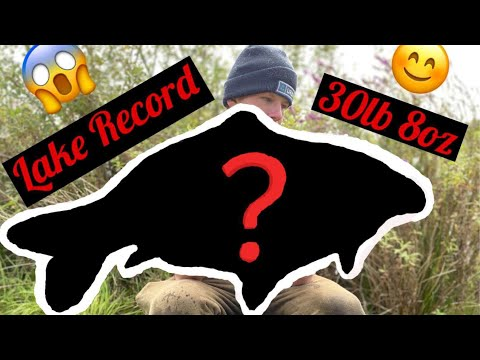 Episode 1: Moss Farm Fishery I CAUGHT THE BIGGEST FISH IN THE LAKE!!