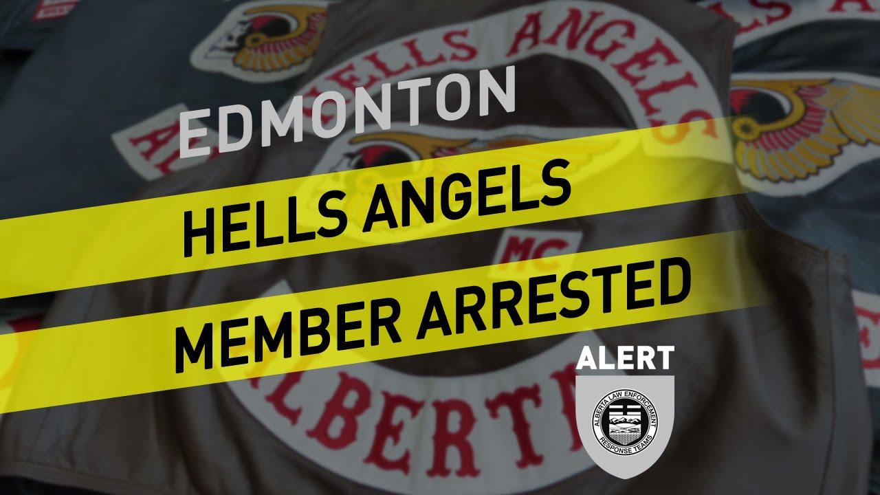 Hells Angels Member Arrested on Drug Charges | ALERT