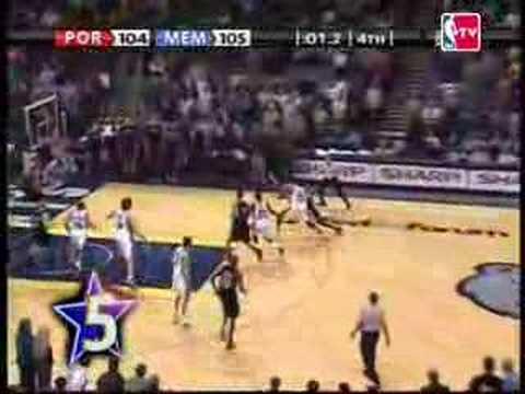 2007-2008 NBA TOP 10 Game-winners
