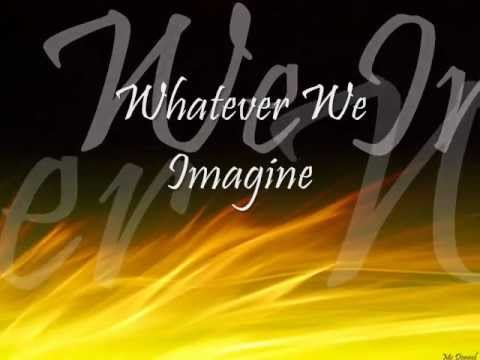 Whatever We Imagine - By James Ingram
