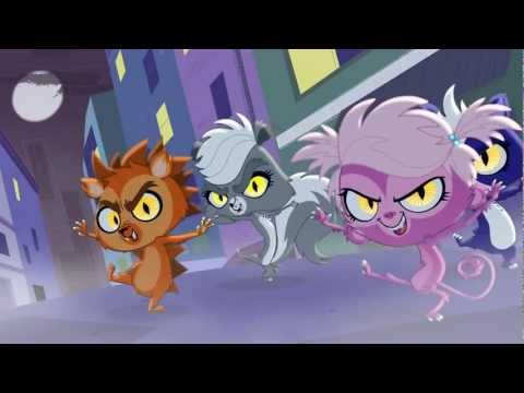 Littlest Pet Shop - Wolf-I-Fied song With Captions Lyrics