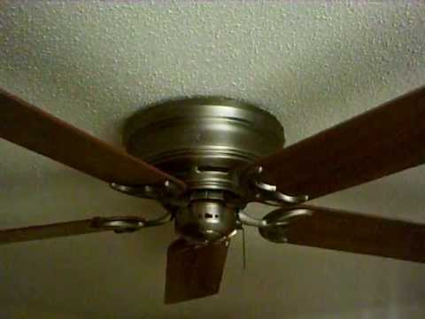 hunter low profile iii ceiling fan - Low Profile Ceiling Fan