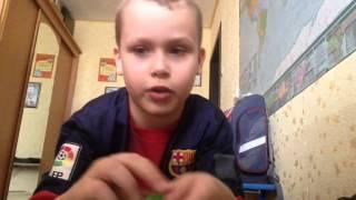 Уроки по надуванию шариков 2 шага