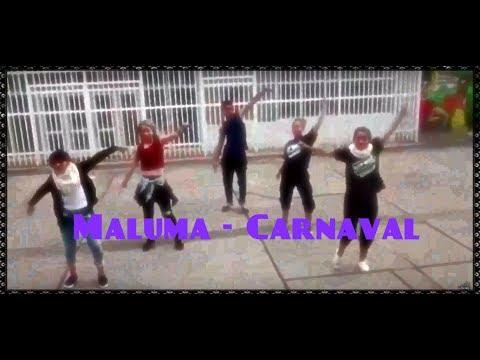 Maluma - Carnaval | Dance video | Waacking | True Style Crew ...