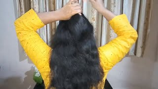 Easy Hairstyles For DIWALI | Hairstyles for Girls 2018 | Hair Style Girl |Indian Youtuber Sangeeta