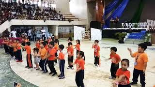 CHMSC LAB. SCHOOL - PRE - SCHOOL BABY SHARK DANCE