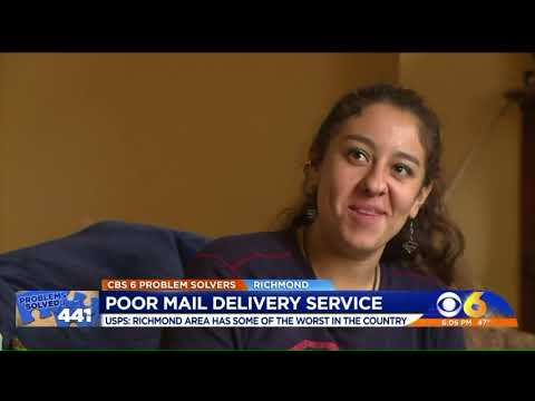 USPS Defends Their Record After Report Names Richmond Area Delivery Among Nation`s Worst