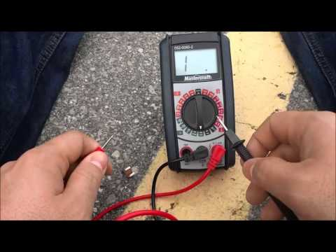 Hdm350 multimeter instructions