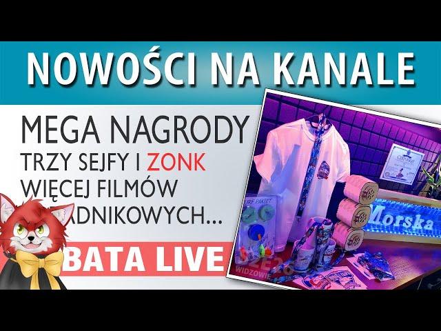 DEBATA ➤ 3 sejfy + nagrody dla widzów i ZONK + nowa seria...