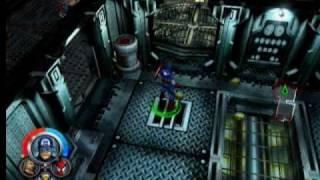 Marvel Ultimate Alliance(PS2) Walkthrough Part 1