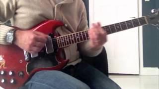 St Vitus Dance - Black Sabbath - guitar cover