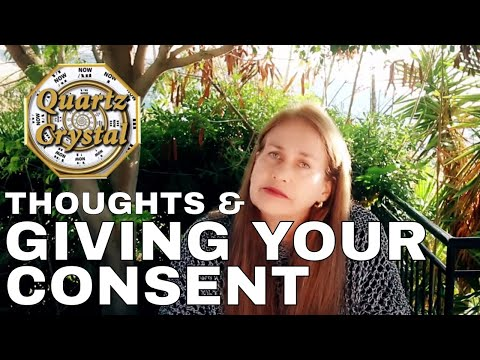 HEARING THOUGHTS & Consent To ETHERIC CONNECTIONS VIA COMMENTS In THE MATRIX GAME of LIFE