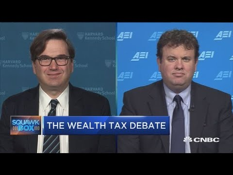 Watch two economists analyze the proposed 70 percent wealth tax