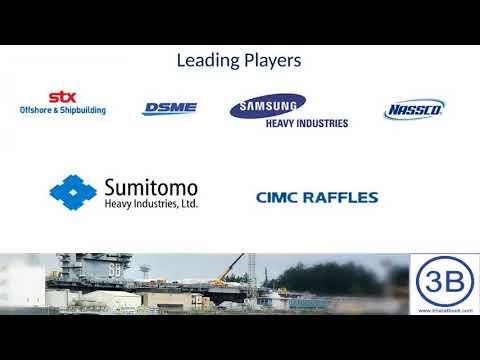 Asia-Pacific Shipbuilding Market Report 2018