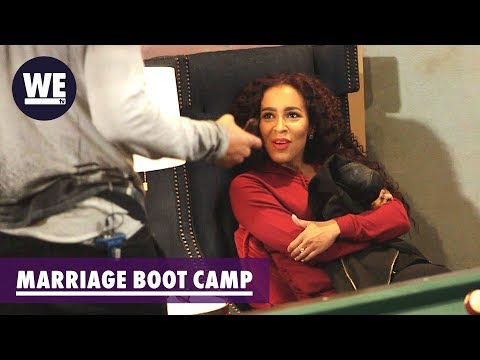 Why Does Peter Keep Cheating? | Marriage Boot Camp: Reality Stars | WE tv