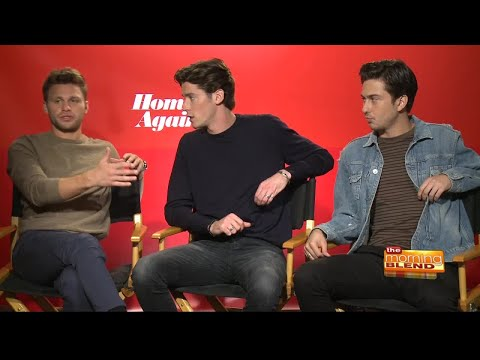 Hollywood Happenings Nat Wolff Jon Rudnitsky And Pico Alexander Talk Home Again