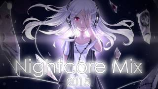 NIGHTCORE MIX ★ 2015 ★ [HQ|720p] ★ [1 Hour 30]