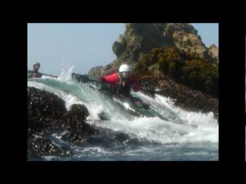 Whitewater of the Sea: Rock Gardening Mendocino