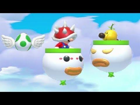 Super Mario Maker - 100 Mario Challenge #162 (Expert Difficulty)