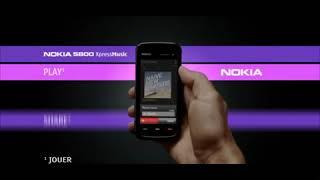 Музыка из рекламы Nokia 5800 XpressMusic (2010)