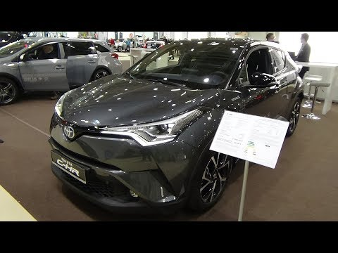 2018 Toyota C-HR Style Selection - Exterior and Interior - Autotage Hamburg 2018