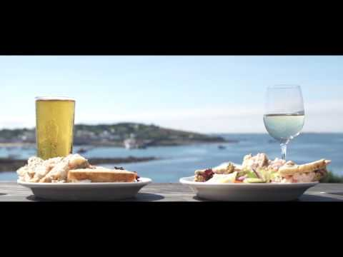 Experience a taste of Scilly food & drink