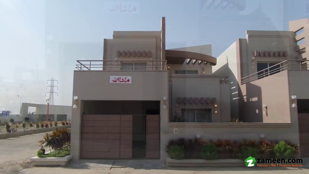 1 UNIT BUNGALOW IS AVAILABLE FOR SALE IN SCHEME 33 KARACHI - YouTube