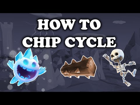 Clash Royale | How to Use Chip Cycle | Deck Archetype