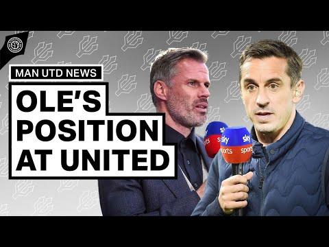 Neville & Carragher Discuss Ole's Position! | McKola Reacts - Man United News