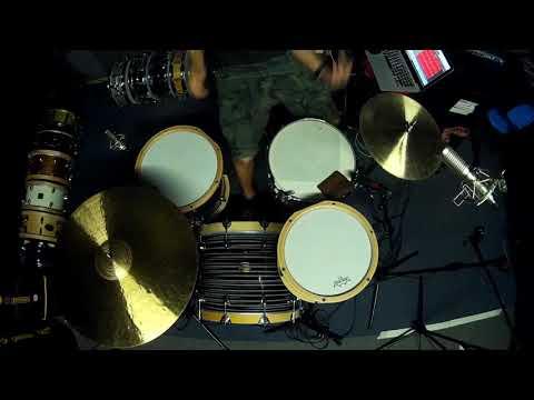 STEVE JORDAN - If ain't got You (Alicia Keys) [Drum Cover] by Miki Grau