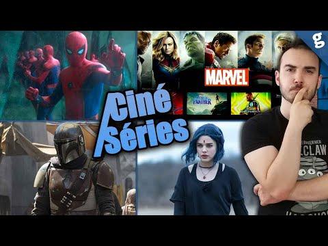 Spider-Man Sony VS Marvel (update) / Images Titans saison 2 / Star Wars The Mandalorian / Disney +
