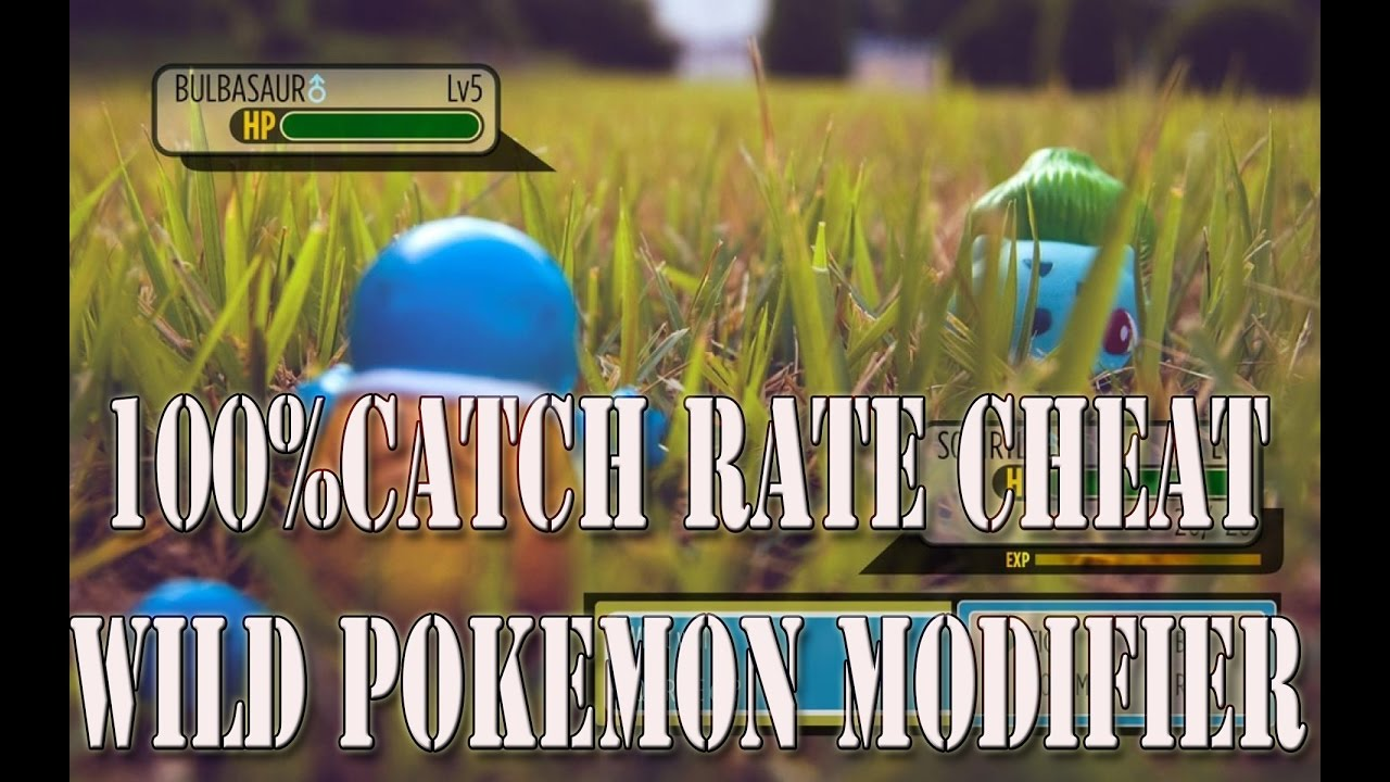 Citra | Cheat: 100% catch & Wild Pokemon Modifier working on Moon & Sun by  Emu