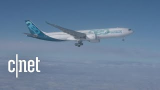 Airbus A330neo takes first flight