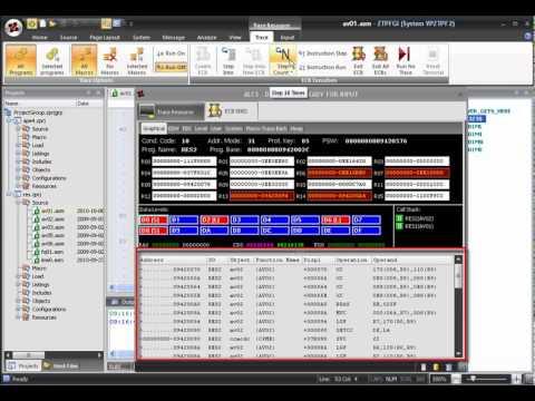 Macro & Instruction Level Trace in zTPFGI