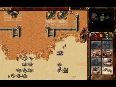 Dune 2000 Mercenary Mission