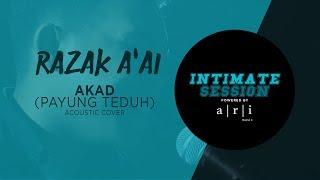 #INTIMATESESSION - Akad (Acoustic Cover) - Razak A'ai (Malaysia)