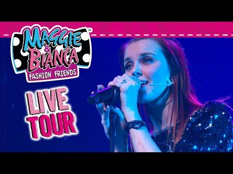 Maggie & Bianca Fashion Friends ǀ Live Tour - Parte 1