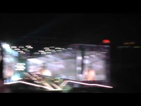 One Direction - Beginning & Performing Midnight Memories - Nationals Park, DC - August 11th,2014