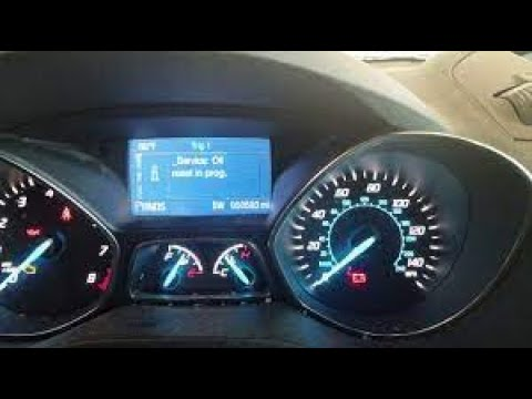 ford escape 2013 oil change required light autos post. Black Bedroom Furniture Sets. Home Design Ideas